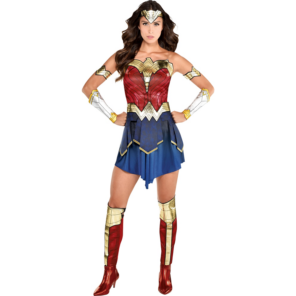 Nav Item for Adult Wonder Woman Costume - WW 1984 Image #1