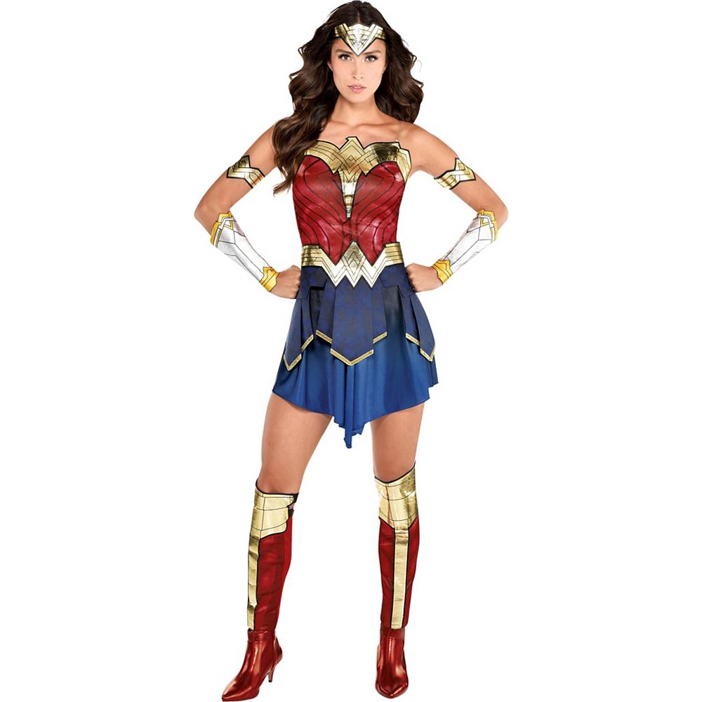 Adult Wonder Woman Costume - WW 1984 Image #1