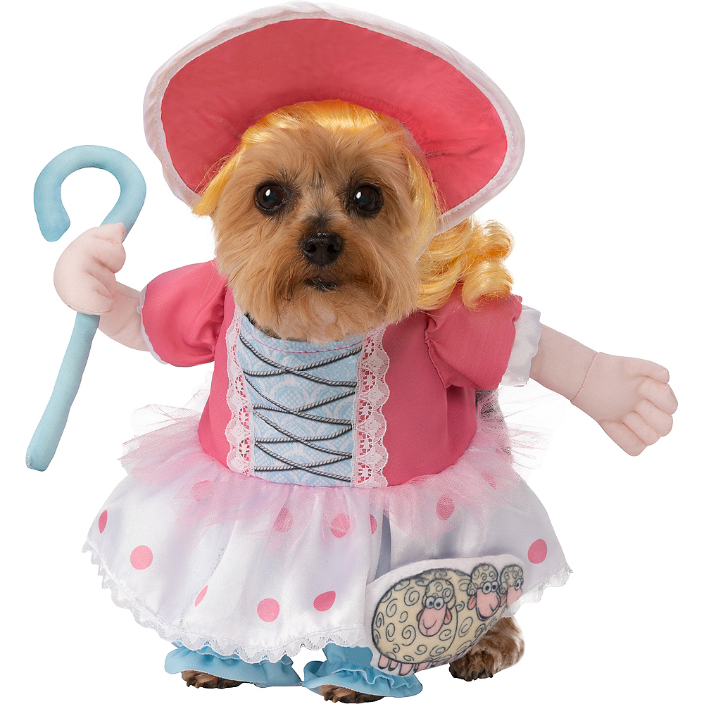 Walking Bo Peep Dog Costume - Toy Story Image #1