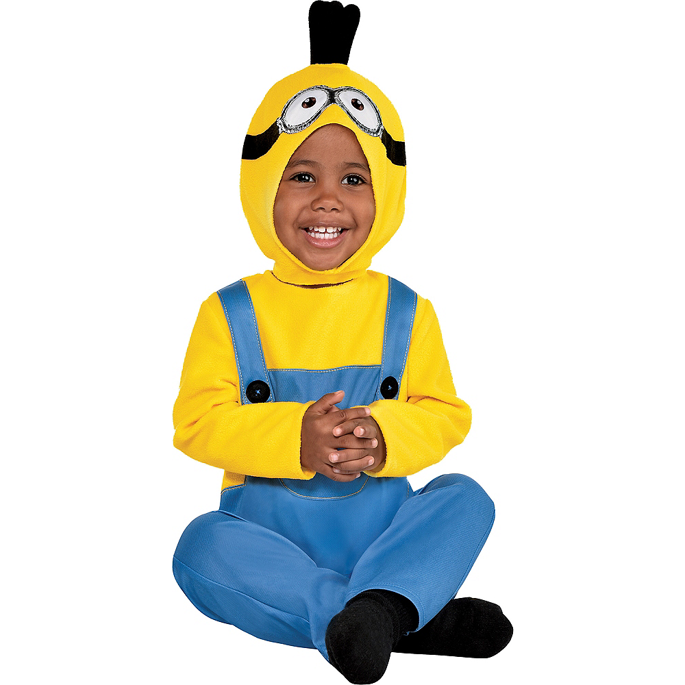 Nav Item for Baby Minion Kevin Costume Image #1