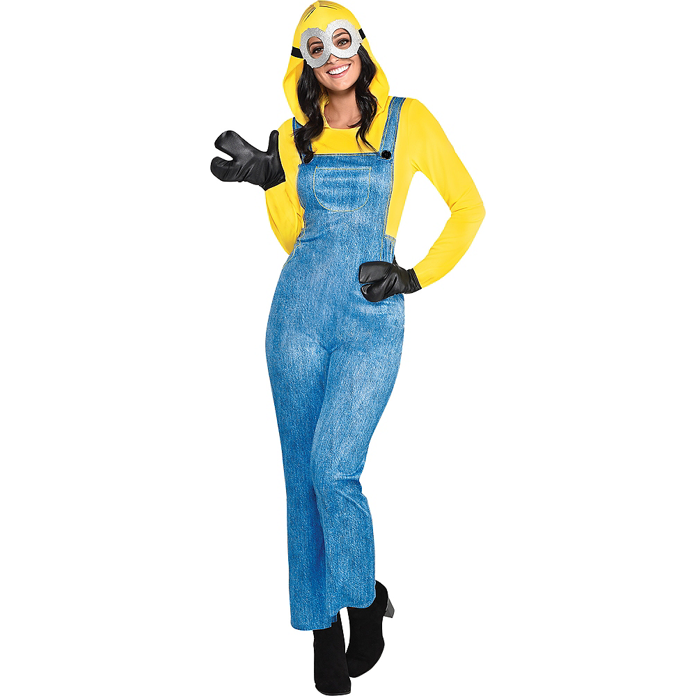 Womens Minion Costume - Minions 2 Image #1