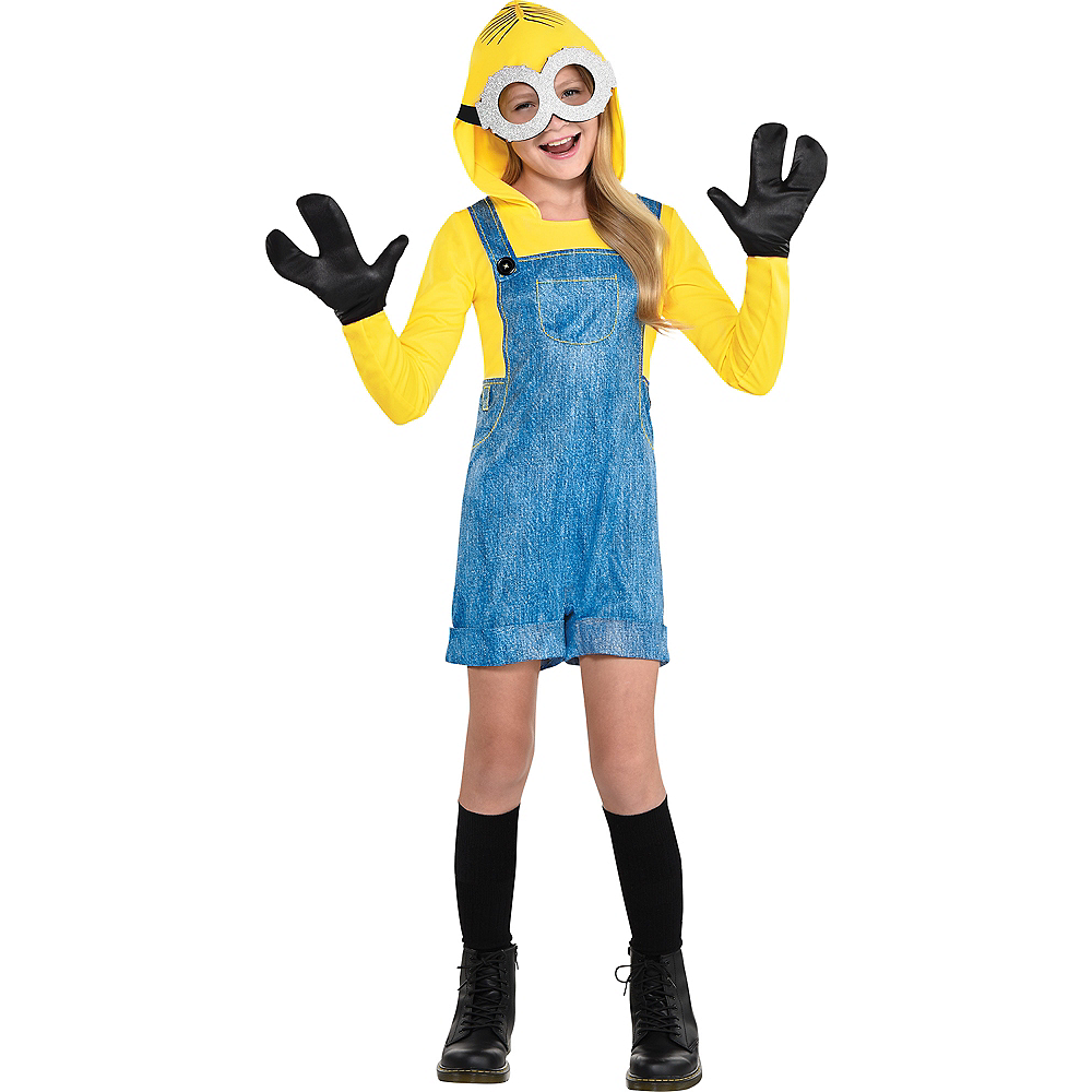 Girls Minion Costume - Minions 2 Image #1