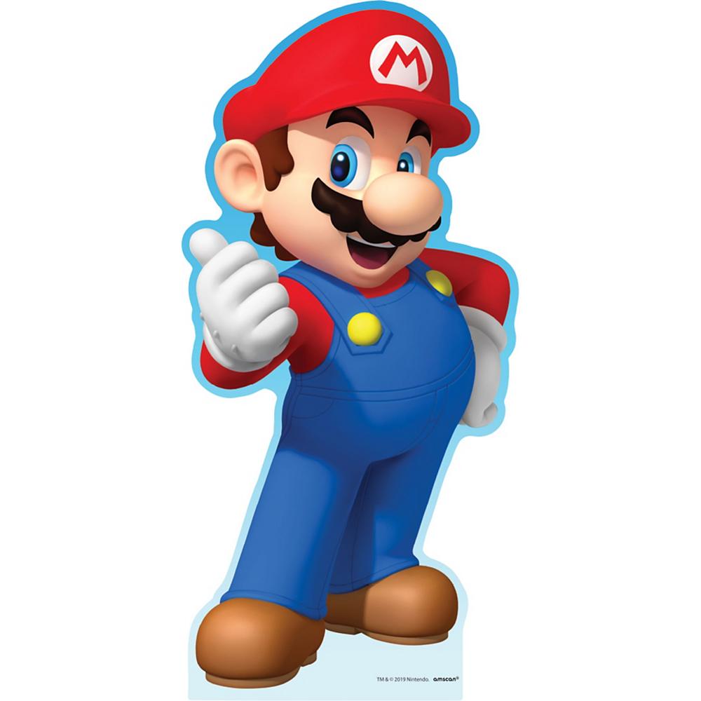 Super Mario Standee Image #1