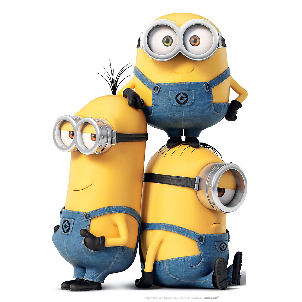 Minion Standee - Despicable Me 3 Image #1
