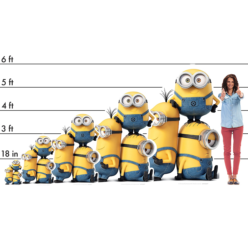 Minion Standee - Despicable Me 3 Image #2