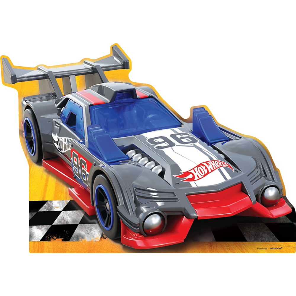 Hot Wheels Wild Racer Standee Image #1