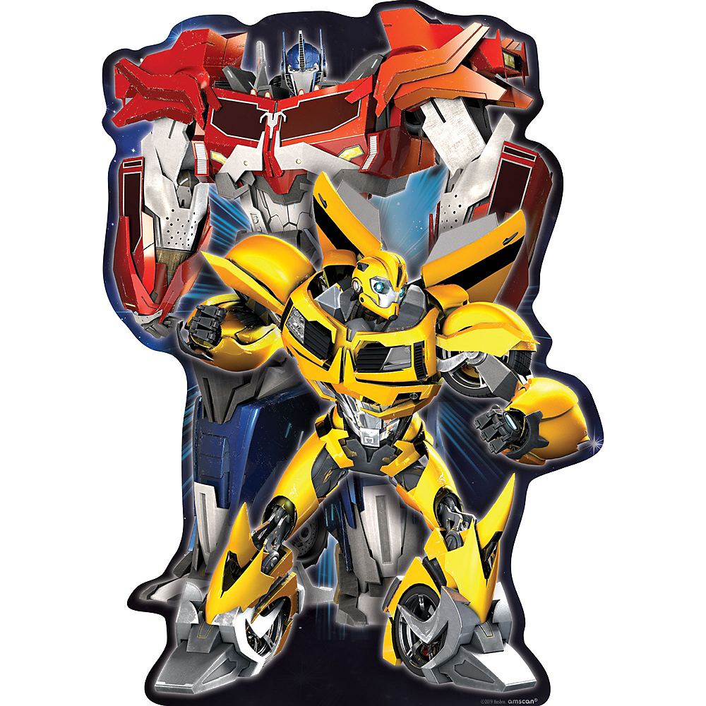 Nav Item for Transformers Standee Image #1