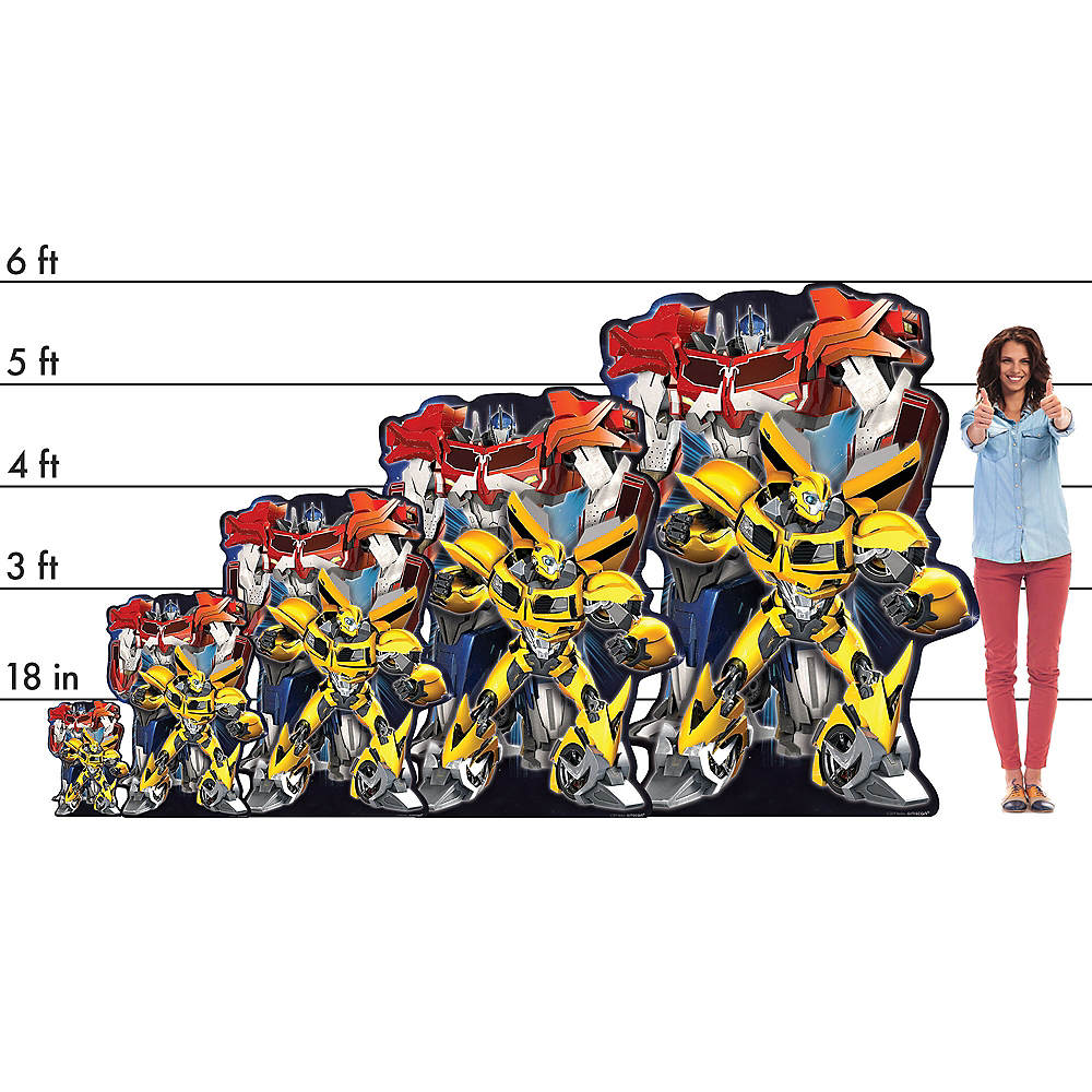 Nav Item for Transformers Standee Image #2