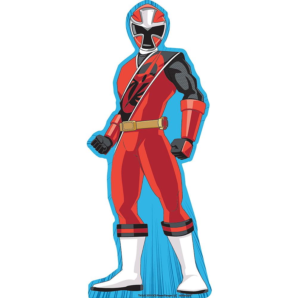 Power Rangers Ninja Steel Standee Image #1