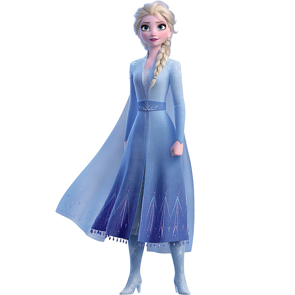 Nav Item for Elsa Standee - Frozen 2 Image #1