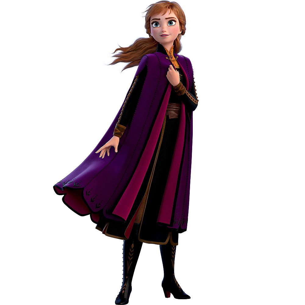 Nav Item for Anna Standee - Frozen 2 Image #1