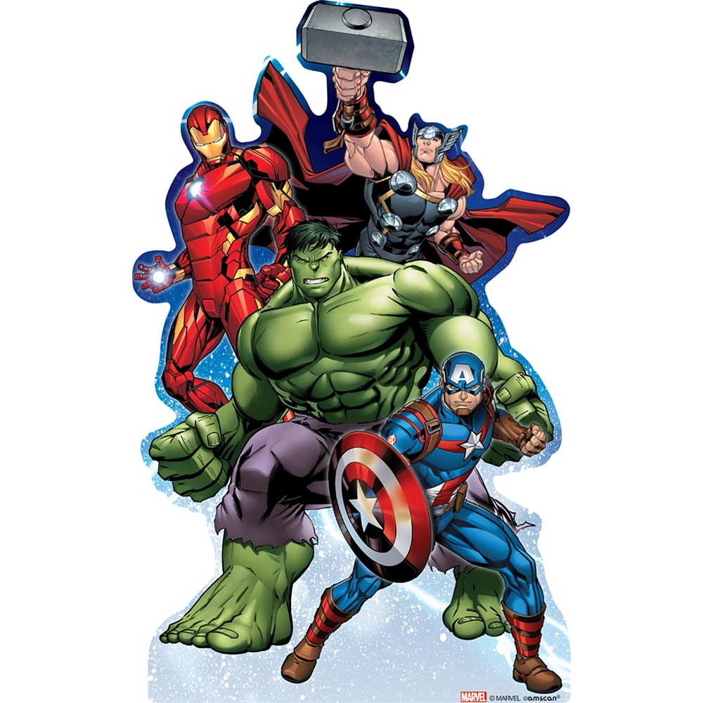 Nav Item for Epic Avengers Standee Image #1