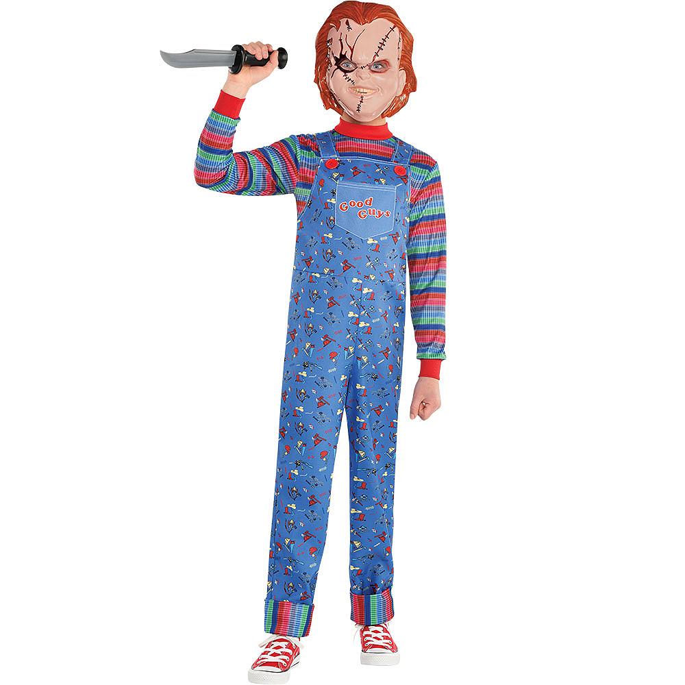 Boys Chucky Costume - Child's Play Image #1