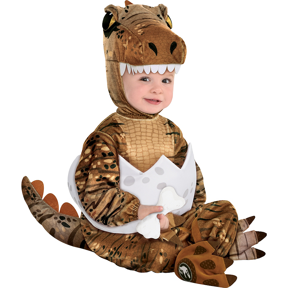 Baby T-Rex Hatchling Costume - Jurassic World Image #1