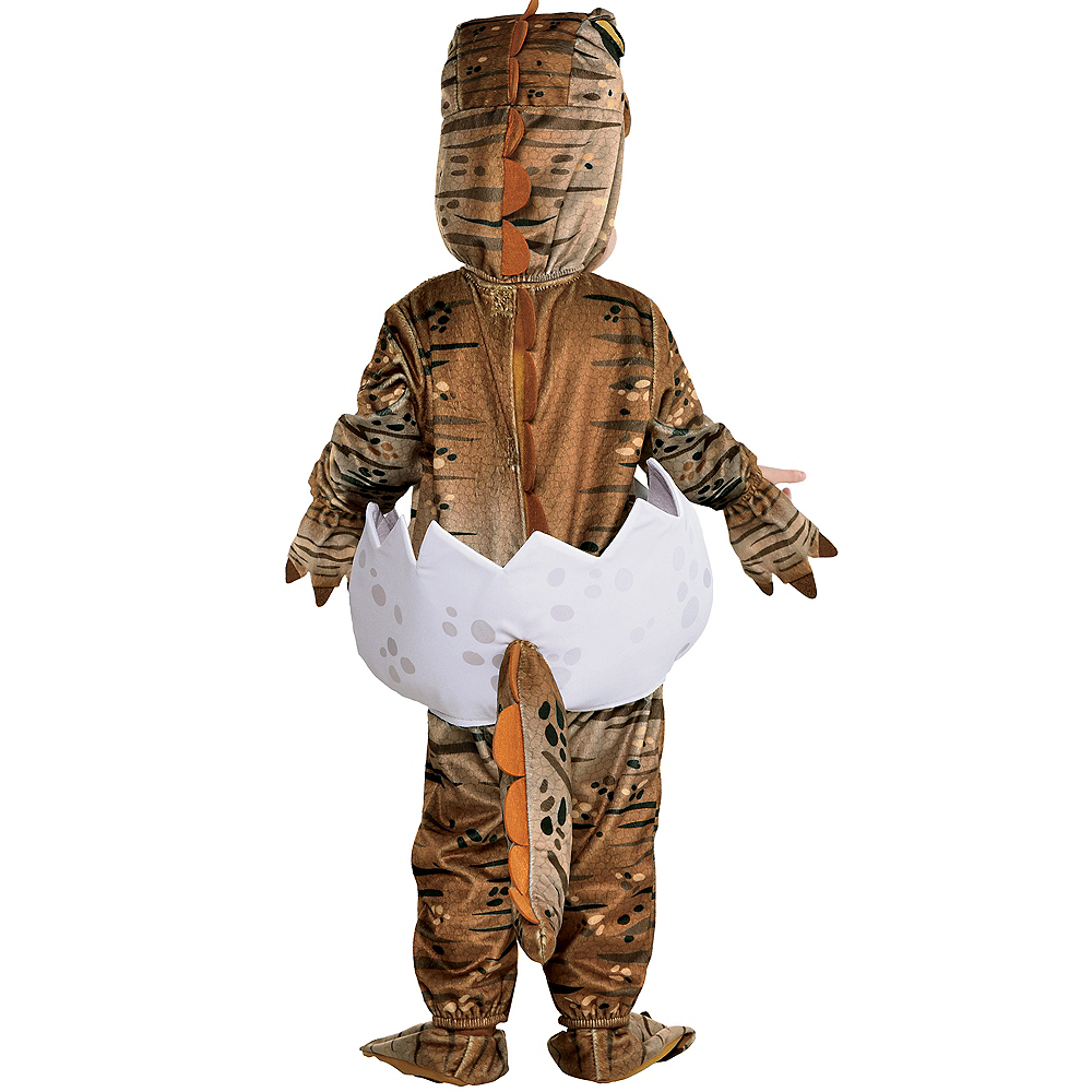 Baby T-Rex Hatchling Costume - Jurassic World Image #2