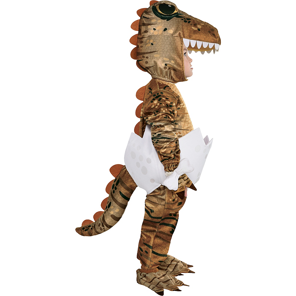 Nav Item for Baby T-Rex Hatchling Costume - Jurassic World Image #3