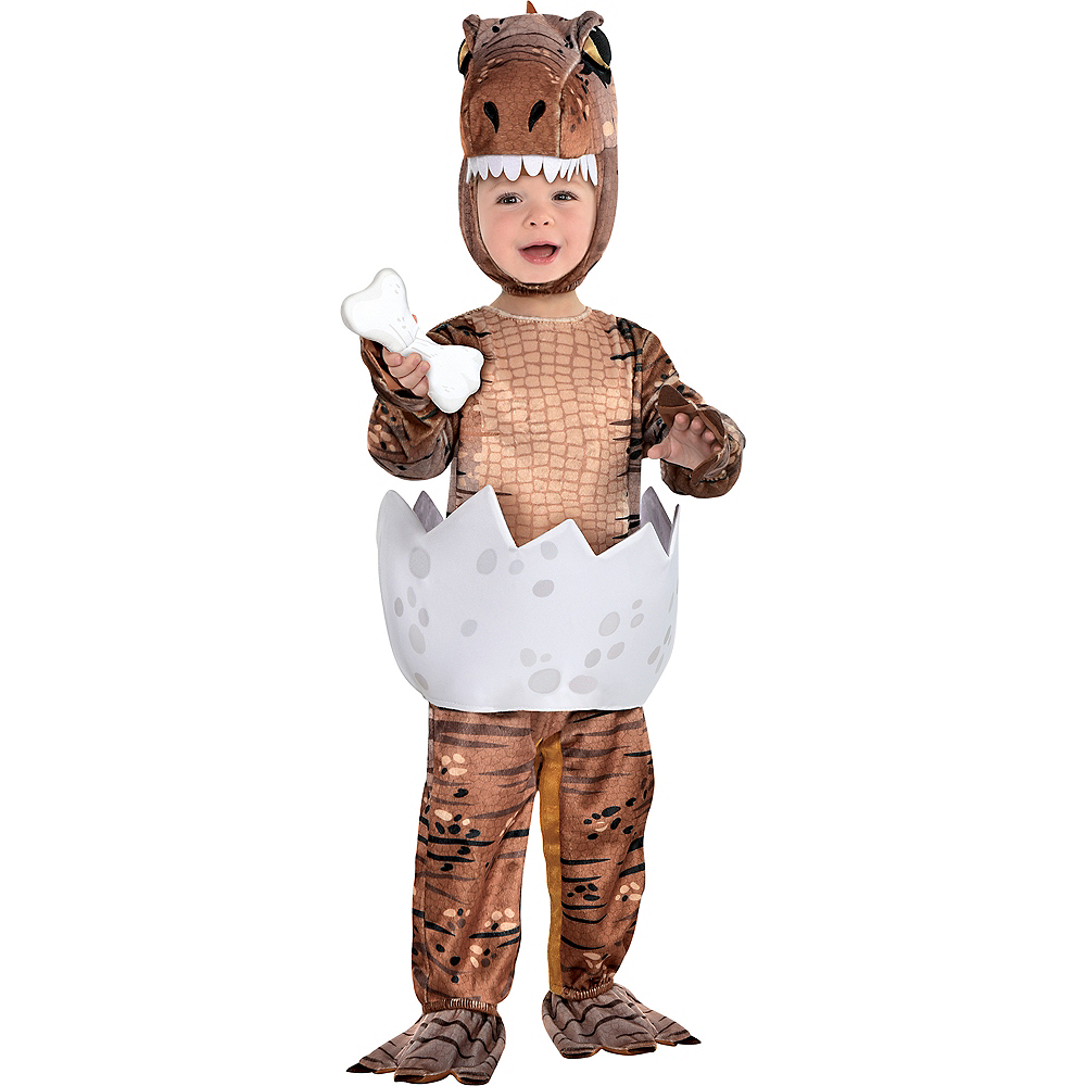 Baby T-Rex Hatchling Costume - Jurassic World Image #4