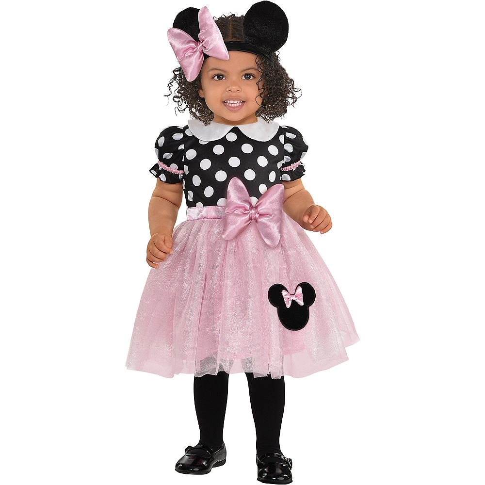 Baby Pink Minnie Mouse Costume - Disney Image #1