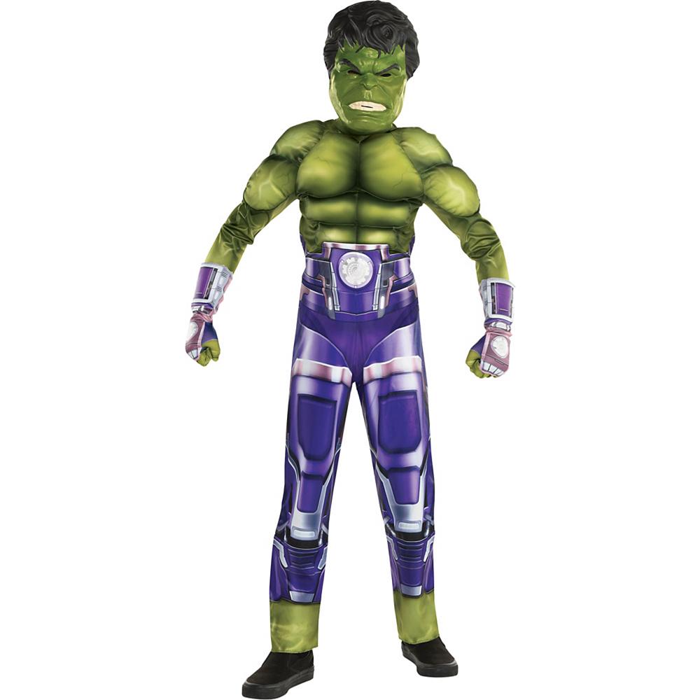 Child Hulk Muscle Costume - Marvel's Avengers Game Image #1