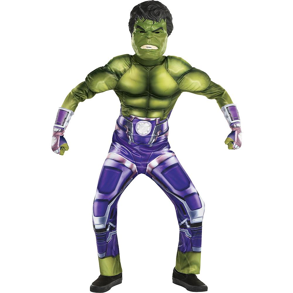 Child Hulk Muscle Costume - Marvel's Avengers Game Image #2