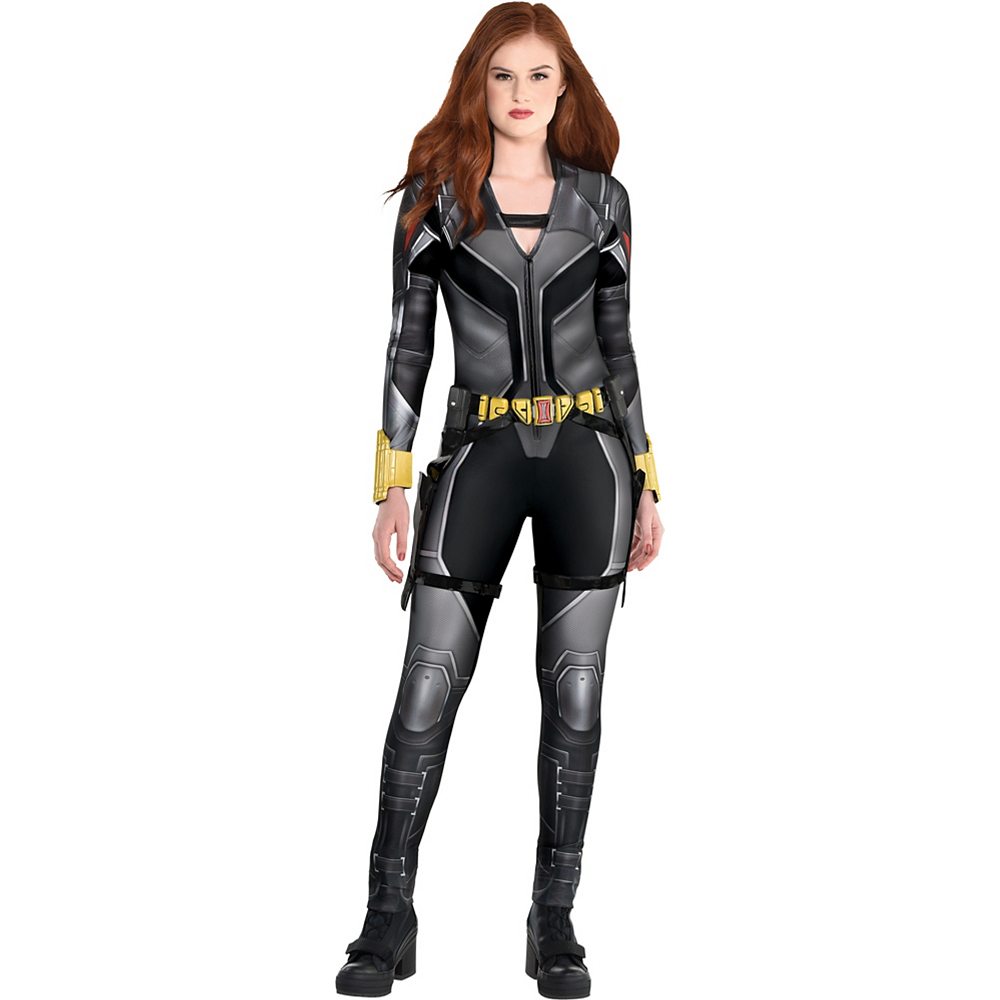 Adult Black Widow Costume - Black Widow Movie Image #1