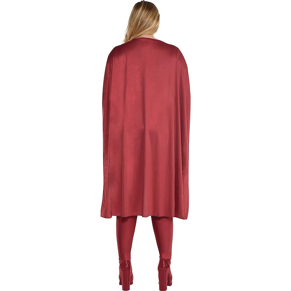 Adult Supergirl Costume Plus Size Image #2