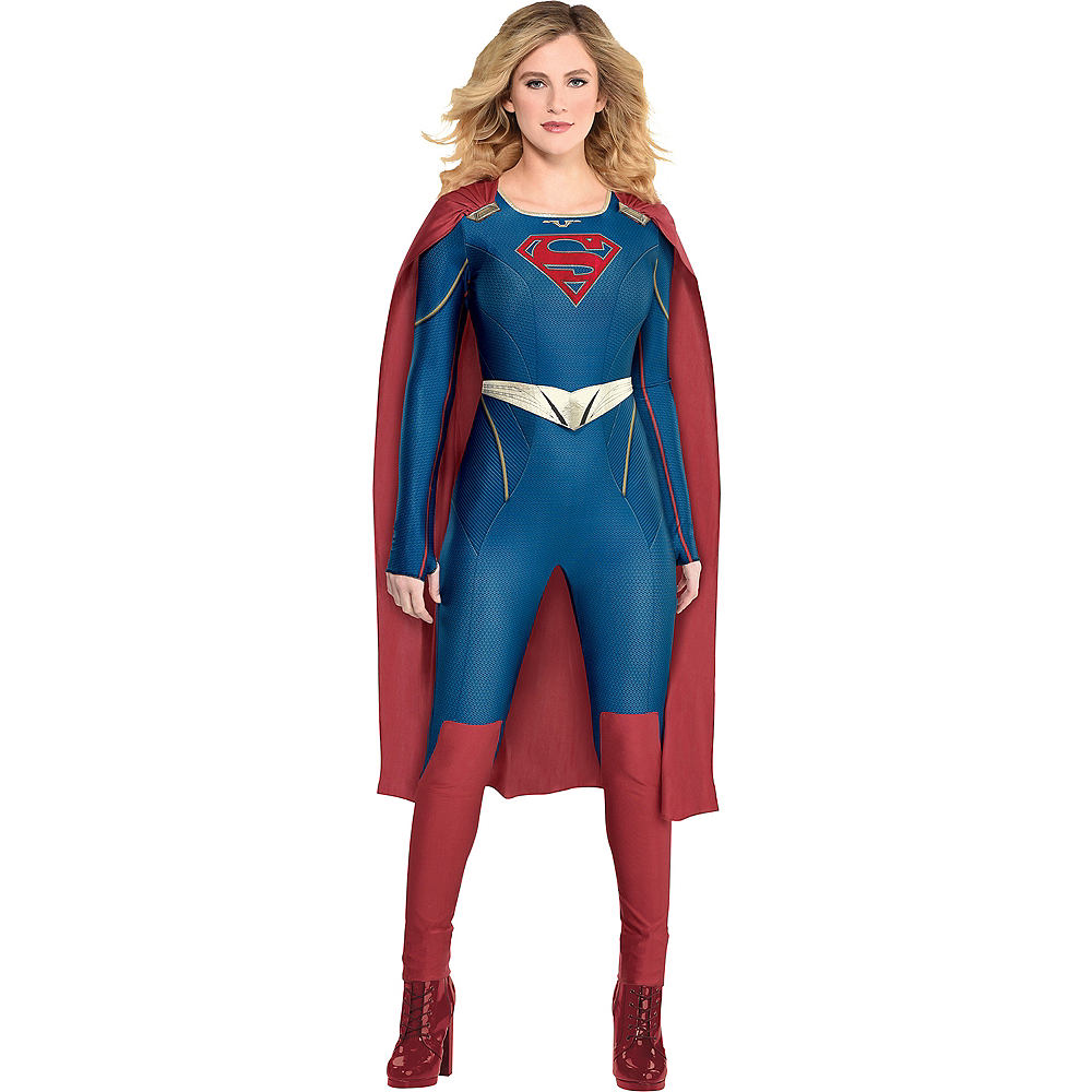 Nav Item for Adult Supergirl Costume Image #1