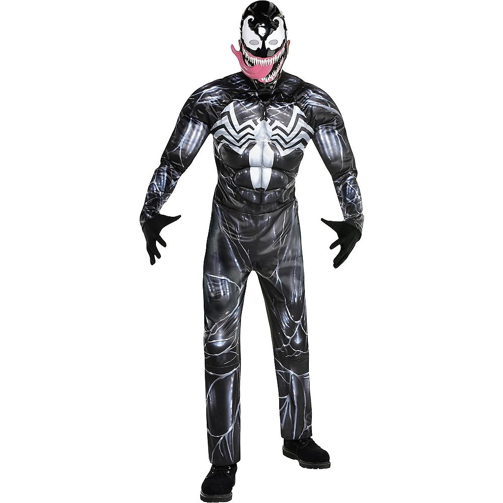 Adult Venom Costume - Marvel Image #1
