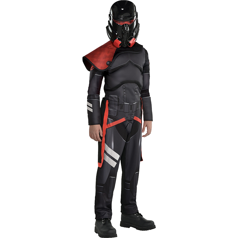Nav Item for Child Purge Trooper Muscle Costume - Star Wars Jedi: Fallen Order Image #1