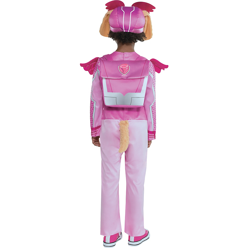 Nav Item for Child Light-Up Skye Costume - Nickelodeon PAW Patrol Mighty Pups Charged Up! Image #2