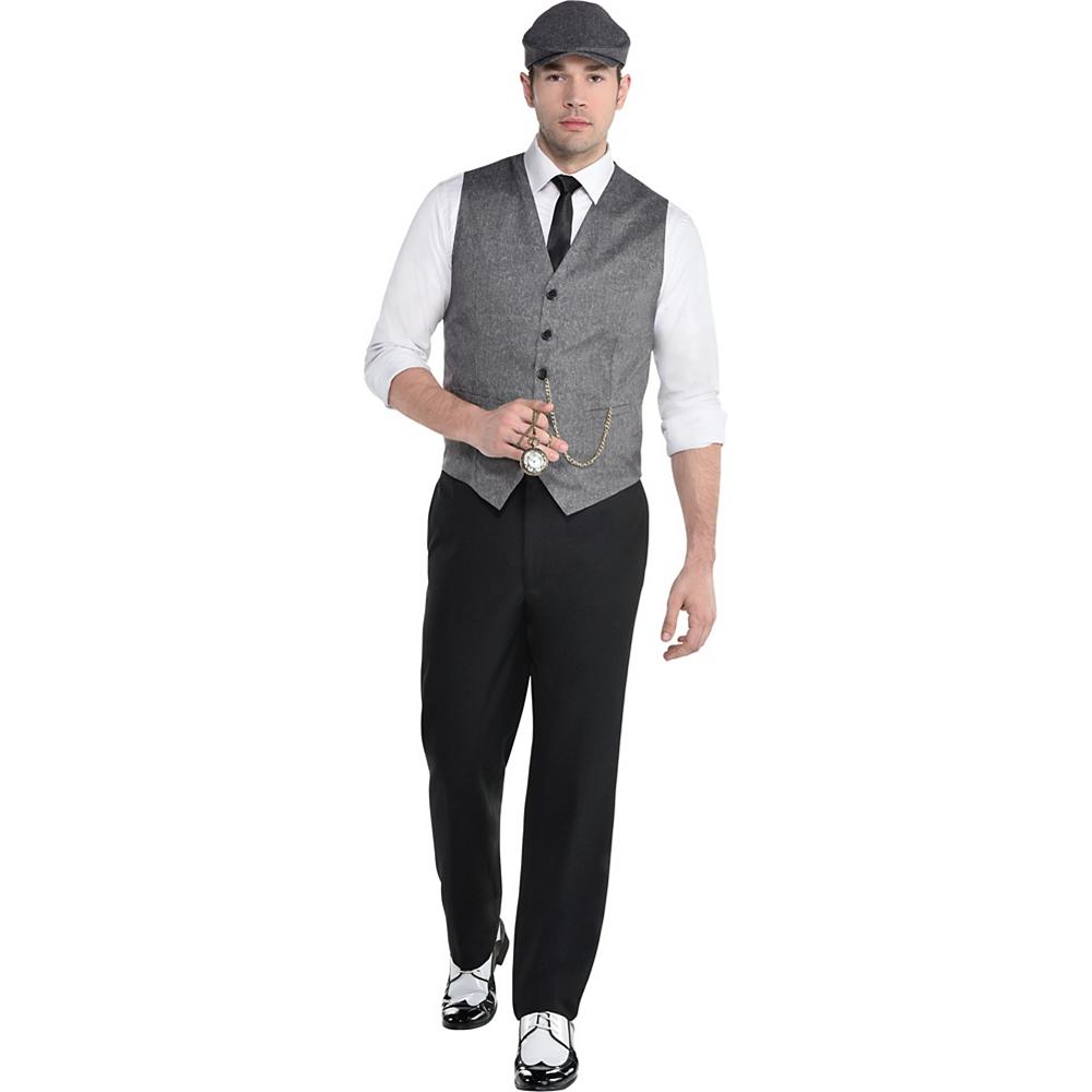 Adult Roaring 20s Dapper Man Costume Image #1