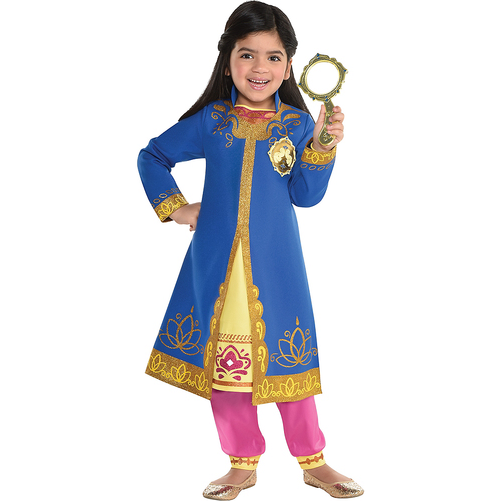 Child Mira, Royal Detective Costume - Disney Junior Image #1