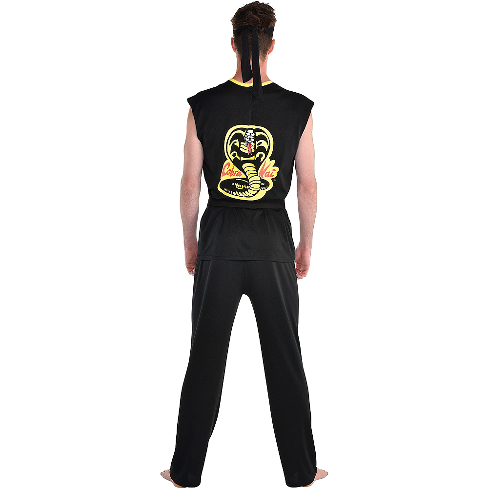 Adult Cobra Kai Costume Image #2