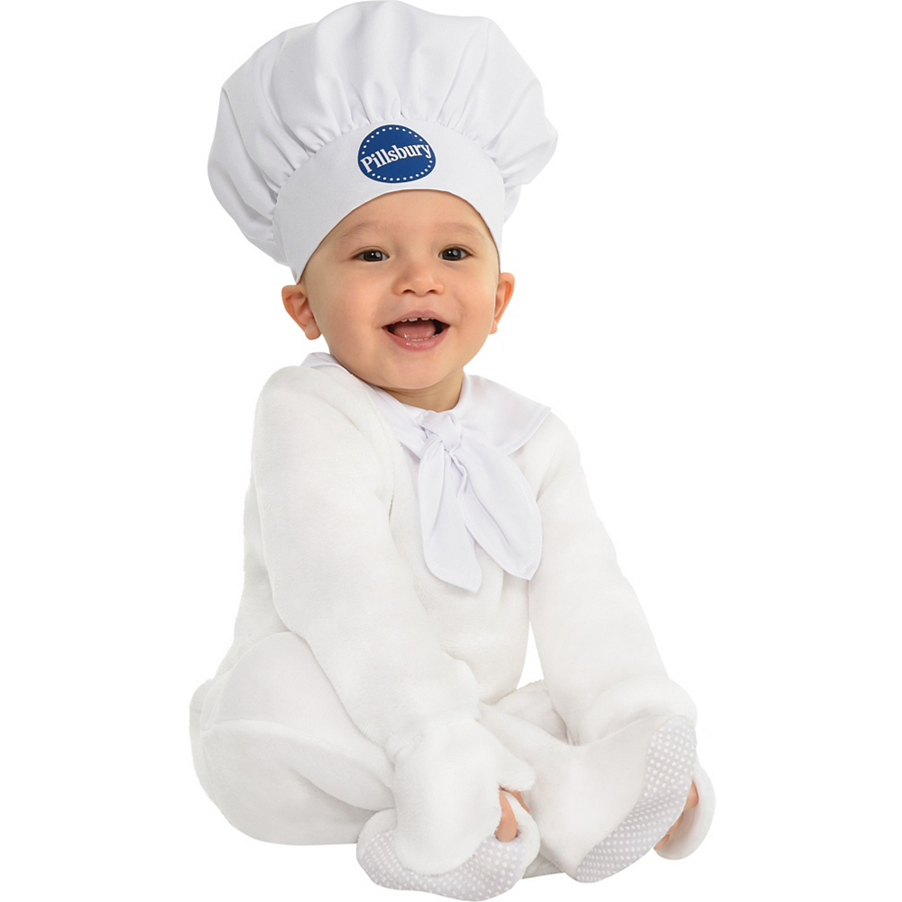 Baby Pillsbury Doughboy Costume Image #1