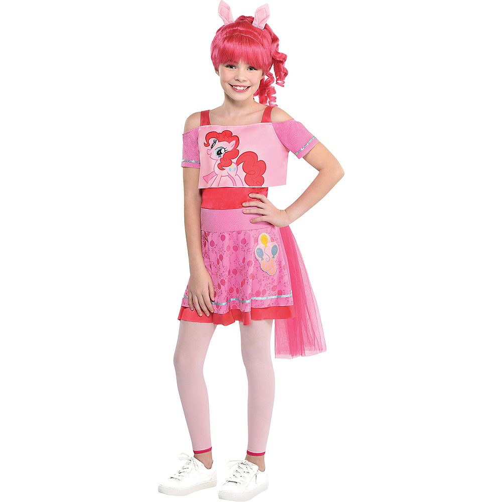 Nav Item for Child Pinkie Pie Dress Costume - My Little Pony Image #1