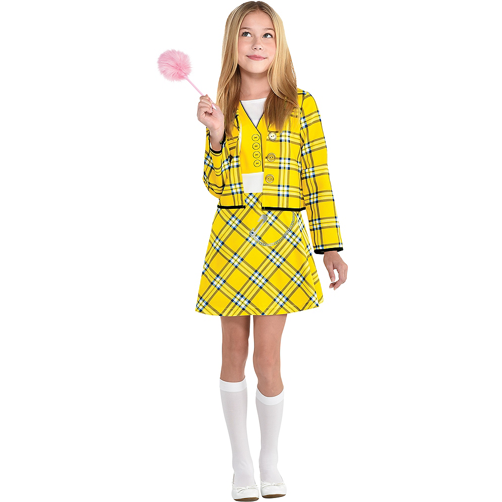 Child Cher Costume Clueless Party City