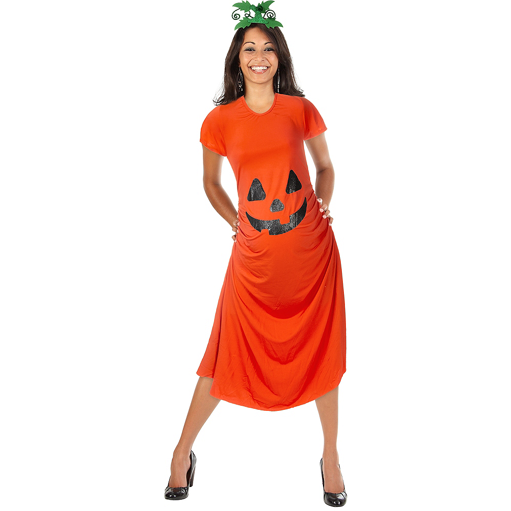 Pumpkin Maternity Costume For Adults Party City