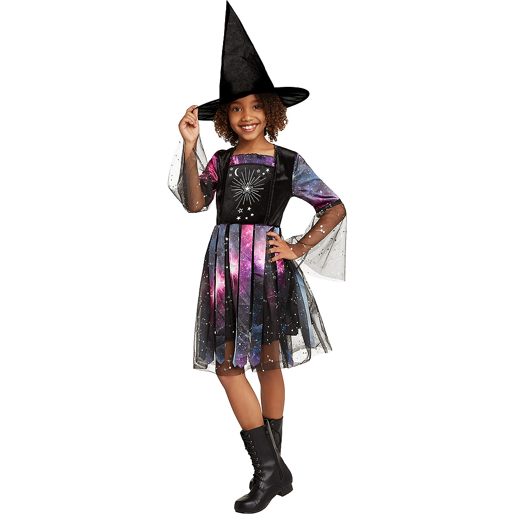 Child Celestial Witch Costume Image #1