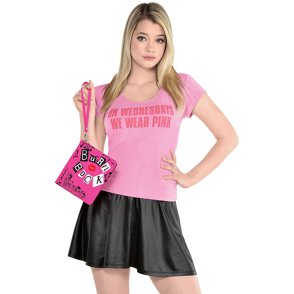 Nav Item for Adult Mean Girls Costume Kit Image #1