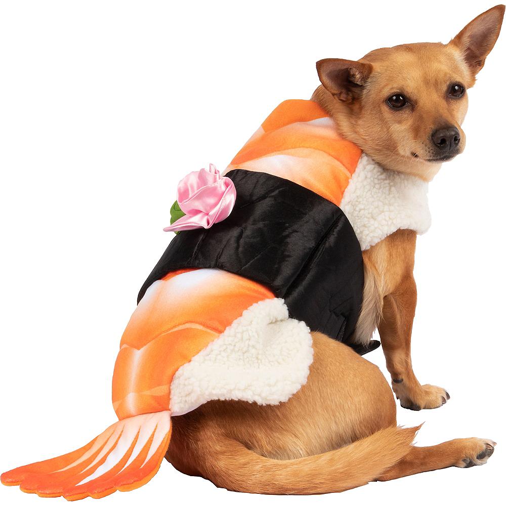 Shrimp Sushi Dog Costume Image #1