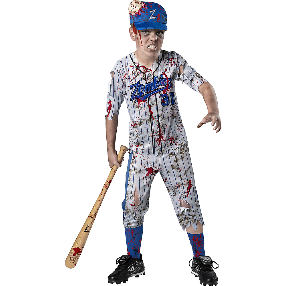 Child Homerun Horror Costume Image #1