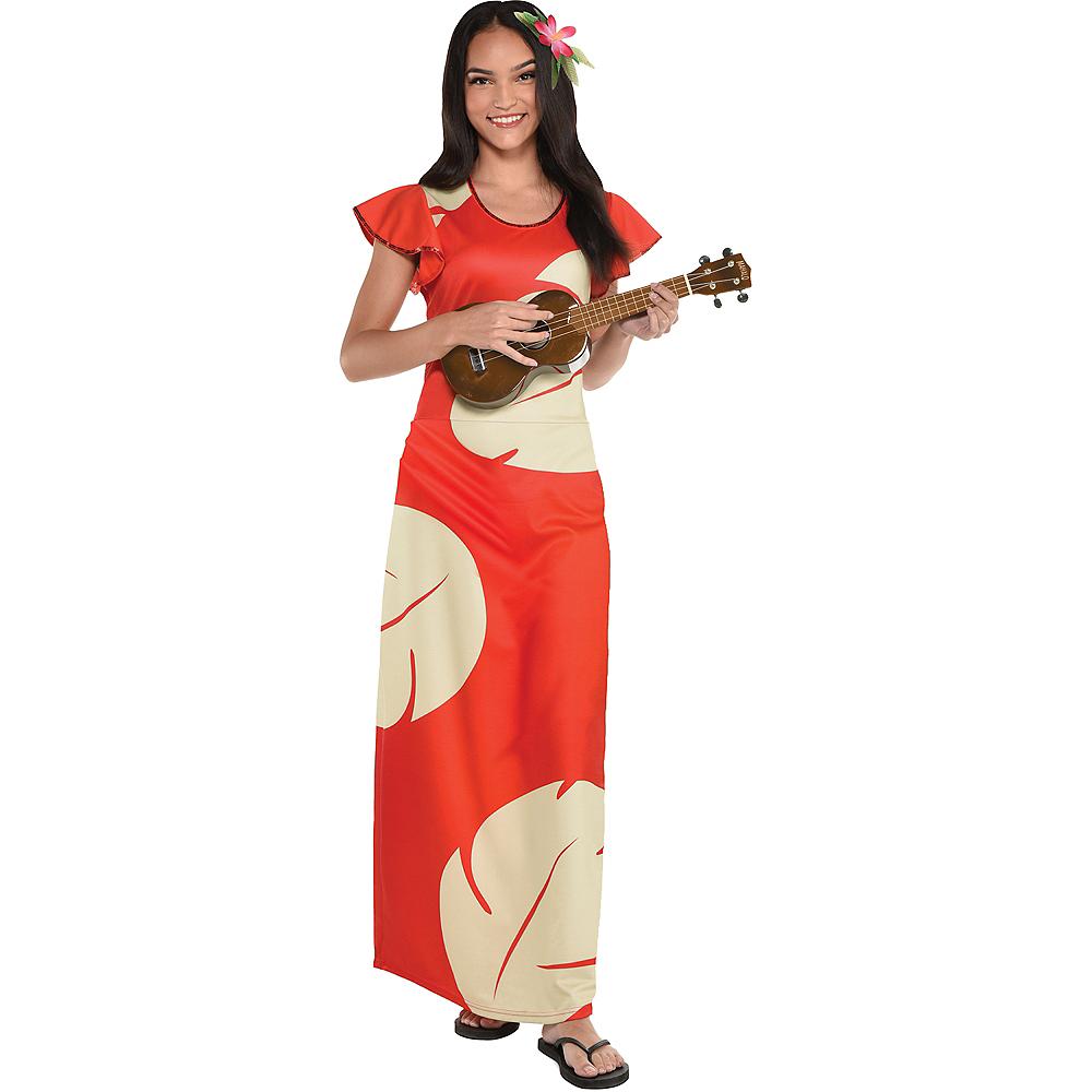 Adult Lilo Costume Accessory Kit Disney Lilo Stitch Party City