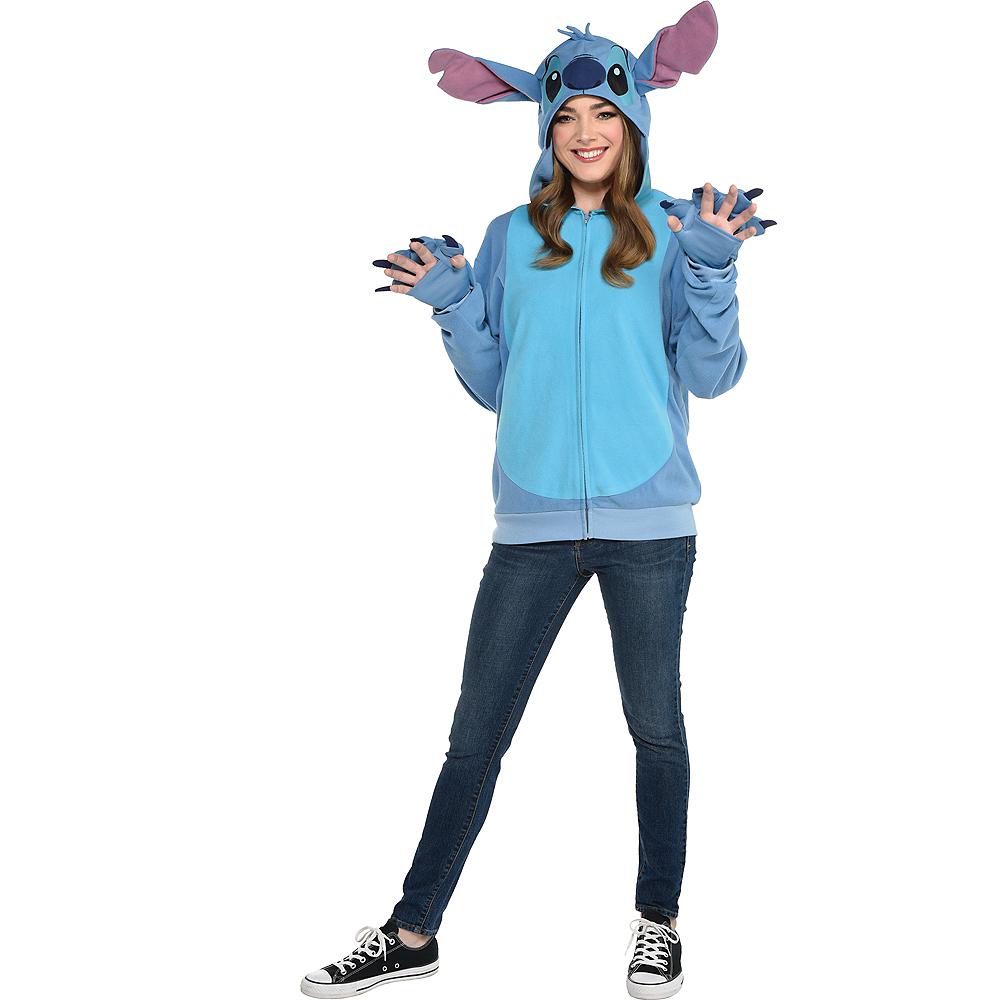 Adult Stitch Hoodie Disney Lilo Stitch Party City