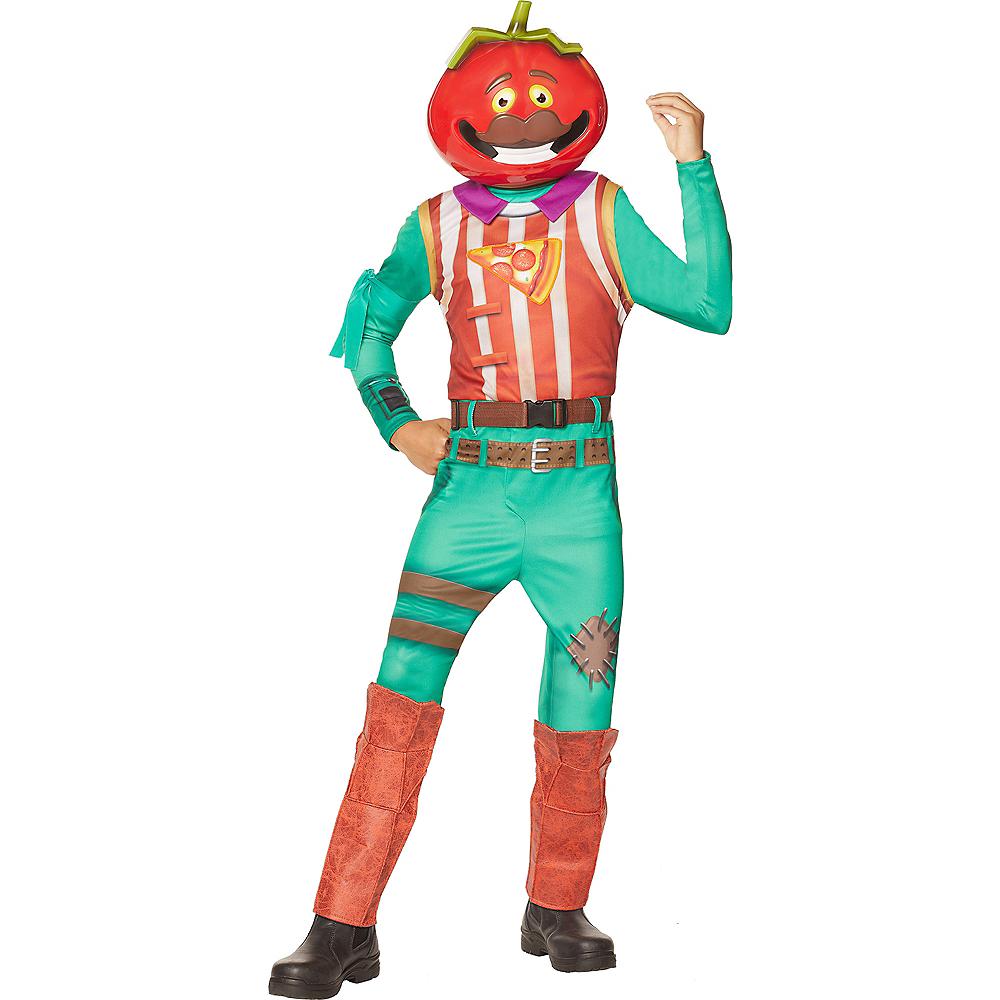 Child Tomato Head Costume - Fortnite Image #1