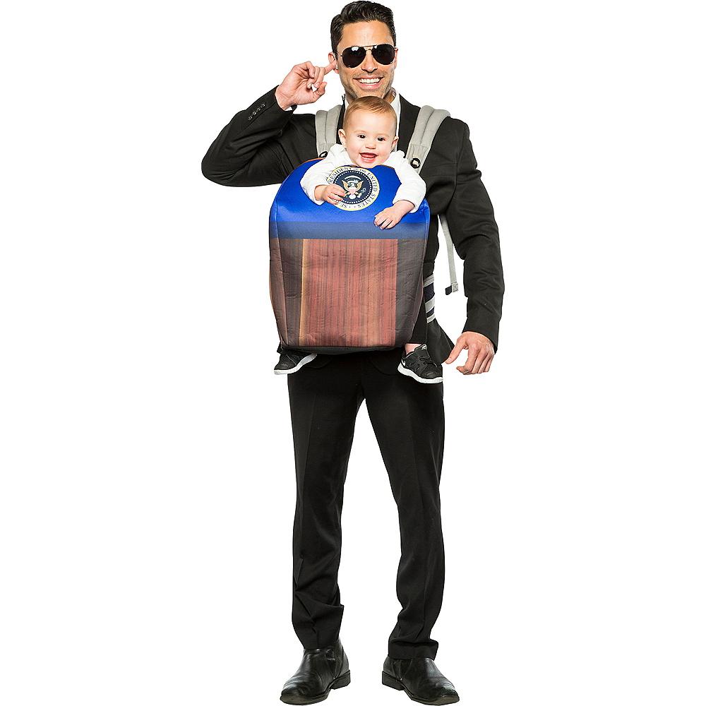 Secret Service & POTUS Parent & Baby Costume Image #2