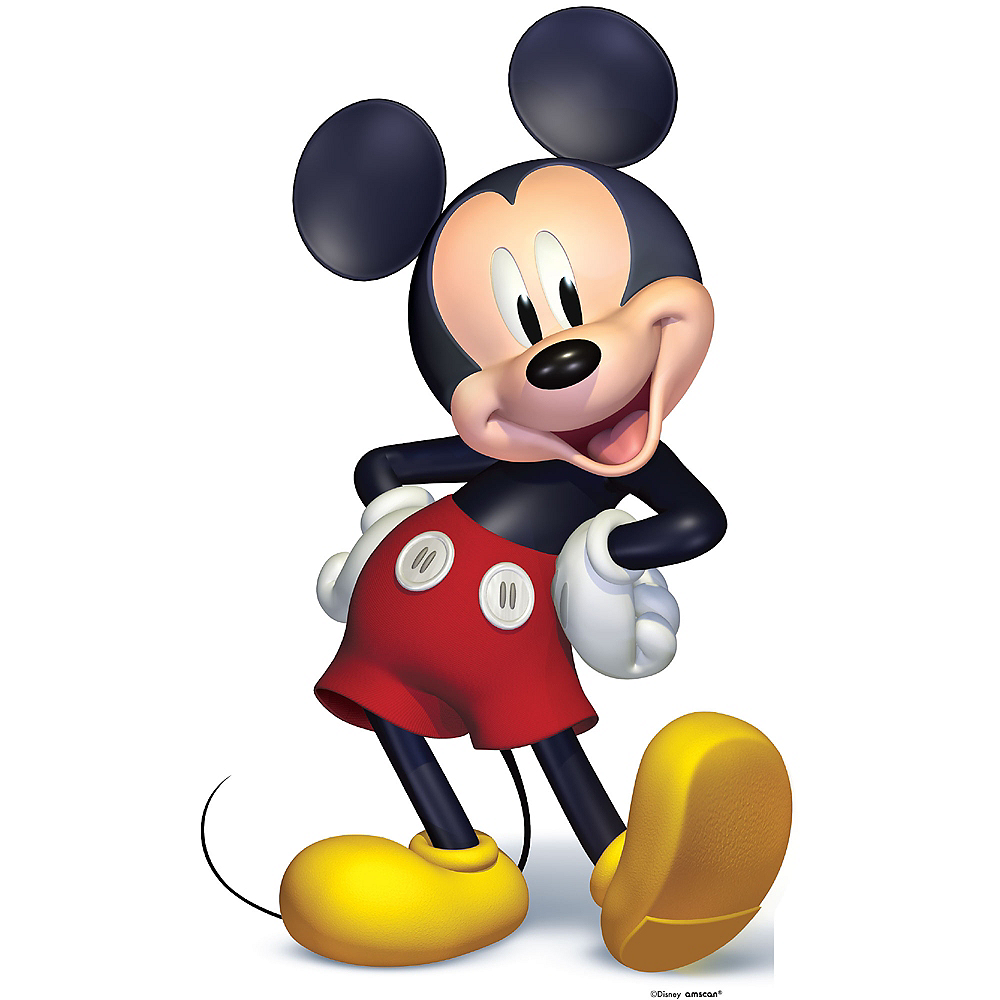 Mickey on the Go Standee Image #1