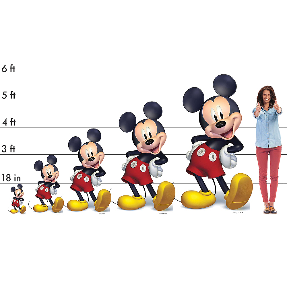 Mickey on the Go Standee Image #2