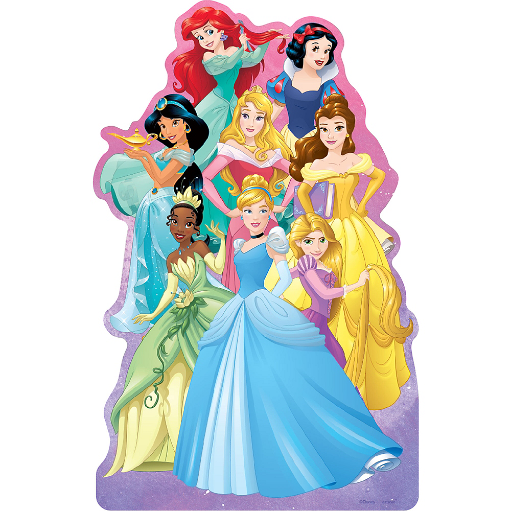 Once Upon a Time Disney Princess Standee Image #1