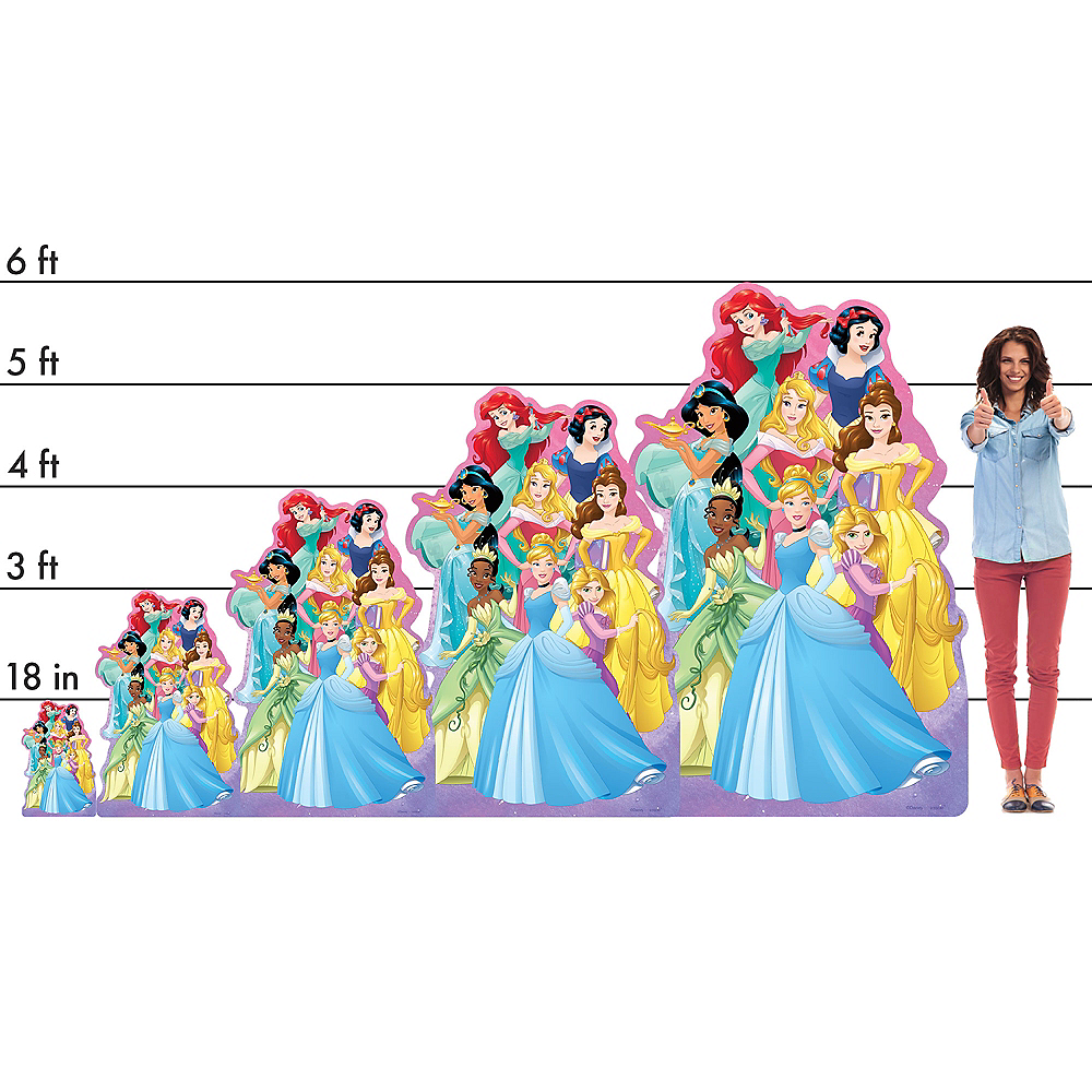 Once Upon a Time Disney Princess Standee Image #2