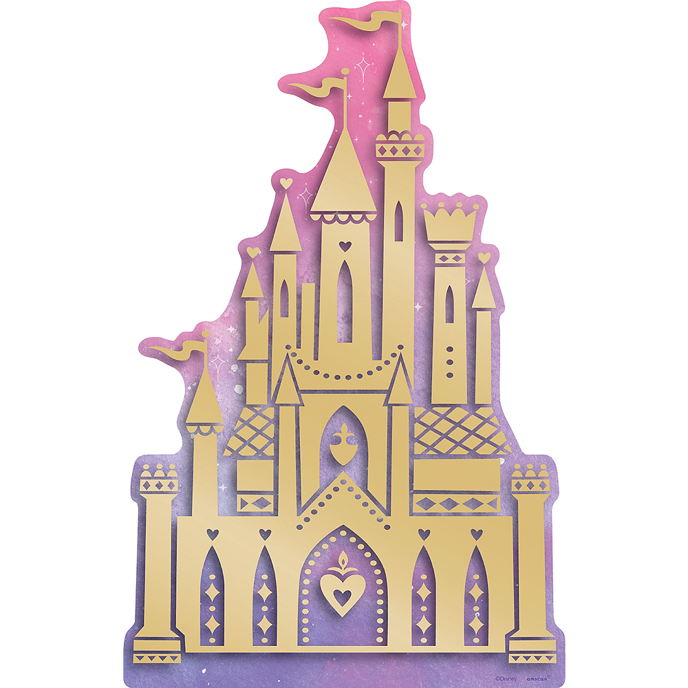 Sleeping Beauty's Castle Standee Image #1